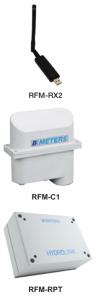 Оборудование для беспроводных систем передачи данных водосчетчиков «B Meters»