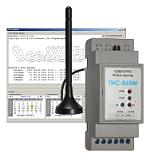 Удаленное считывание показаний теплосчетчиков ULTRAHEAT T550/UH50